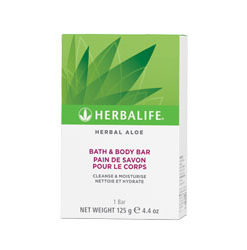 Herbal Aloe Bath & Body Bar