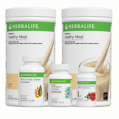 Herbalife Weight Loss Basic