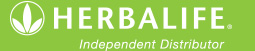Independent Herbalife Member