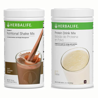 Herbalife 30 Day Challenge