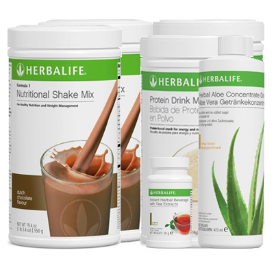 Independent Herbalife Member - 30 Day - Super Weight Loss